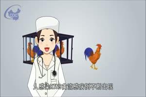 预防人感染H7N9禽流感